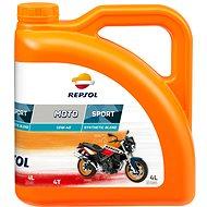 REPSOL MOTO SPORT 4-T 10W-40 4l - Motorový olej