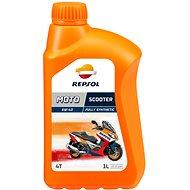 REPSOL MOTO SCOOTER 4-T 5W-40 1l - Motorový olej