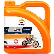 REPSOL MOTO OFF ROAD 4-T 10W-40 4l - Motor Oil
