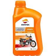 REPSOL MOTO TOWN 4T 20W-50 1l - Motorový olej