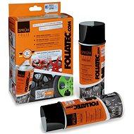 FOLIATEC - ve spreji - carbon, šedá matná 2x 400 ml - Fólie
