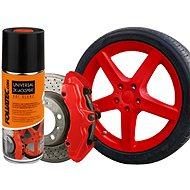 FOLIATEC - barva na brzdy ve spreji - červená - Barva na brzdy