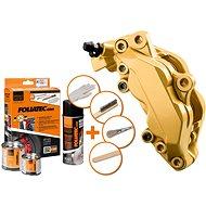 FOLIATEC brake paint gold - Brake paints