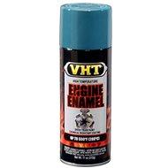 VHT Engine Enamel barva na motory Early Chrysler Blue, do teploty až 288°C - Barva ve spreji