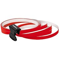 FOLIATEC - samolepící linka na obvod kola - červená - Proužky na ráfky