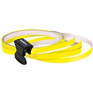 FOLIATEC - samolepící linka na obvod kola - žlutá - dekorační polepy