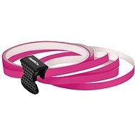 FOLIATEC - samolepící linka na obvod kola - růžová - dekorační polepy