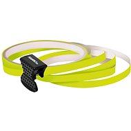 FOLIATEC - samolepící linka na obvod kola - neonově žlutá - Proužky na ráfky
