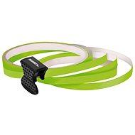 FOLIATEC - samolepící linka na obvod kola - neonově zelená - Proužky na ráfky