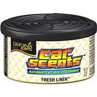 California Scents Fresh Linen - Vůně do auta