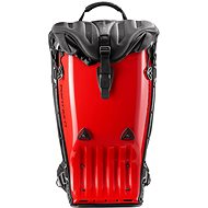 Boblbee GTX 25L - Diablo Red - Skořepinový batoh