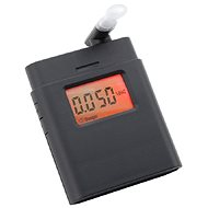 Alcohol tester BLACK, digital - Alcohol tester