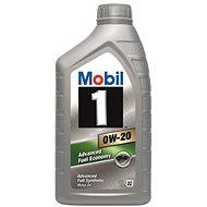 Mobil 1 0W-20 1l - Motorový olej