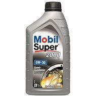 Mobil Super 2000 X1 5W-30 1l - Motorový olej