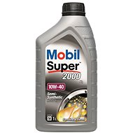 Mobile Super 2000 X1 10W-40 1l - Motor Oil