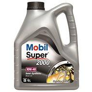 Motorový olej Mobil Super 2000 X1 10W-40 4l - Motorový olej