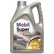 Mobil Super 3000 Formula F 5W-20 5l - Motorový olej