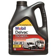 MOBIL DELVAC CITY LOGISTICS F 5W-30 4l - Motorový olej