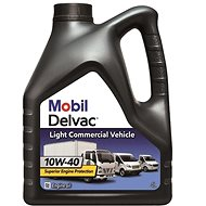 MOBIL DELVAC LIGHT COMMERCIAL VEHICLE 10W-40 4l - Motorový olej