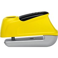ABUS Trigger Alarm 345 Yellow - Motorcycle Lock