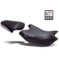 SHAD Komfortní sedlo vyhřívané černo/šedé, červené švy (bez loga) pro HONDA NC 750 S (2014-2016) - Sedlo na motorku