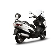 SHAD Montážní sada opěrky pro Suzuki UH 125/200 Burgman (07 - 16) - Montážní sada