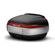 SHAD Vrchní kufr na motorku SH50 černá - Moto kufr