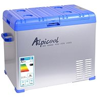 Alpicool Cooling Box 50L - Cool Box