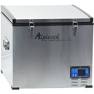 BIG FRIDGE kompresor 60l 230/24/12V -20°C - Autochladnička