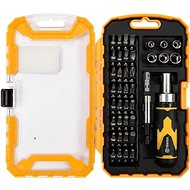 VOREL Ratchet screwdriver, 41pcs - Screwdriver
