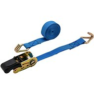 COMPASS Strap with a ratchet and hooks 1pc 350daN 25mm x 5m TÜV - Tie Down Strap