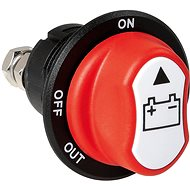 LAMPA Odpojovač baterie mini s odnímatelným voličem - Příslušenství