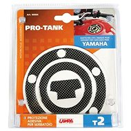 LAMPA Tank Lid Stickers Yamaha 5/bolts - Fuel cap cover