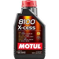 MOTUL 8100 X-CESS 5W40 1L - Motorový olej