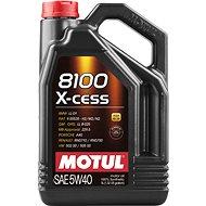 MOTUL 8100 X-CESS 5W40 5L - Motorový olej