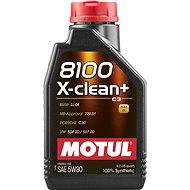 MOTUL 8100 X-CLEAN+ 5W30 1L - Olej