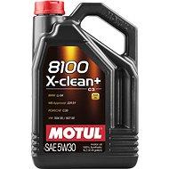 MOTUL 8100 X-CLEAN+ 5W30 5L - Motorový olej