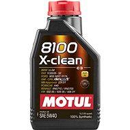 MOTUL 8100 X-CLEAN 5W40 1L - Motorový olej
