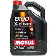 MOTUL 8100 X-CLEAN 5W40 5L - Motor Oil