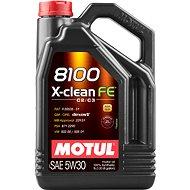 MOTUL 8100 X-CLEAN FE 5W30 5L - Motorový olej