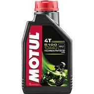 MOTUL 5100 10W40 4T 1L - Motor Oil