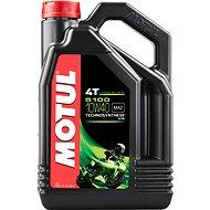 MOTUL 5100 10W40 4T 4L - Motor Oil