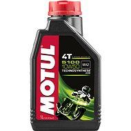 MOTUL 5100 10W50 4T 1L - Motorový olej