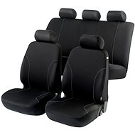 Walser Seat Covers Allessandro for the entire vehicle black - Car Seat Covers
