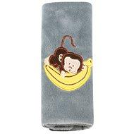 Walser návlek bezpečnostního pásu Mini Monkey šedý (od 3 let) - Návleky