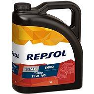 REPSOL DIESEL TURBO THPD 15W40 5l - Motorový olej