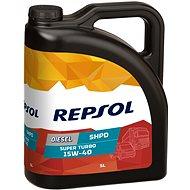REPSOL DIESEL SUPER TURBO SHPD 15W40 5l - Motorový olej