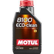 MOTUL 8100 ECO-CLEAN 0W30 1L - Motor Oil