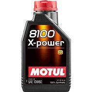 MOTUL 8100 X-POWER 10W60 1L - Motor Oil