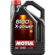MOTUL 8100 X-POWER 10W60 5L - Motorový olej